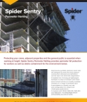 SPI011 Spider Sentry PSN
