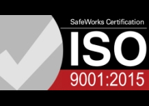 ISO 9001:2008 certified factory