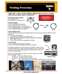 General Welding Protection